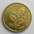 Croatia Coin 5 Lipa back