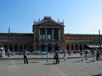 Zagreb  train station